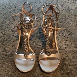 Badgley Mischka Heels *NEW*